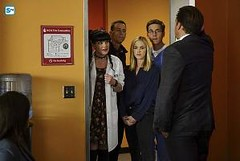 Abby, McGee, Bishop, Palmer and DiNozzo