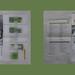 Tapestry Diary 10 Mai 2016 Museum MAK Folder: I cut out the glasses in the plastic bag with water and put it in a plastic bag with water Tapisserie Tagebuch Brillen im Sackerl mit Wasser ausgeschnitten und in ein Sackerl mit Wasser gegeben