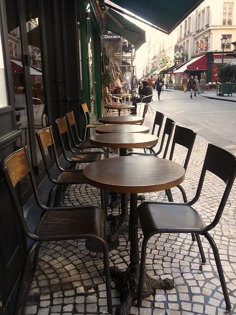 Empty Café