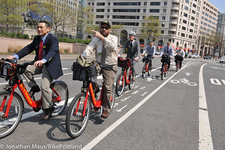 Bike share ride with Oregon team-14