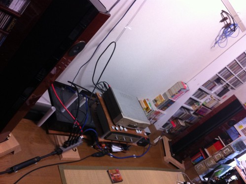 マイ・オーディオ 2012/03/25