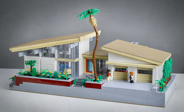 Modern Architecture Lego modern houses - great lego architecture - a gallery on flickr