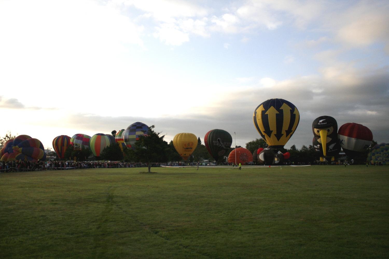 Balloons Over Waikato 2012
