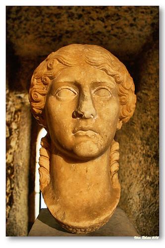 Escultura romana by VRfoto