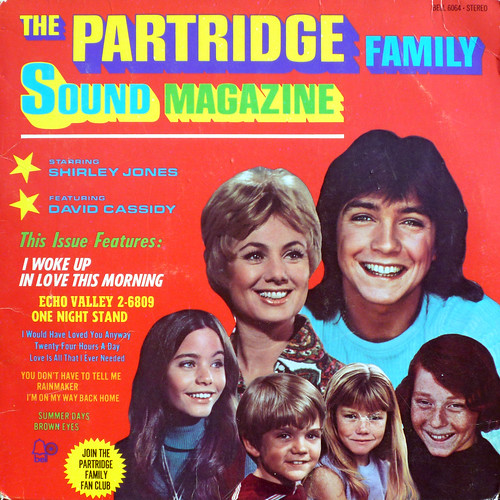 The Partridge Family - So Amazing Nude by Epiclectic