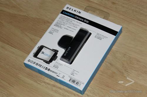 Belkin LiveAction Camera