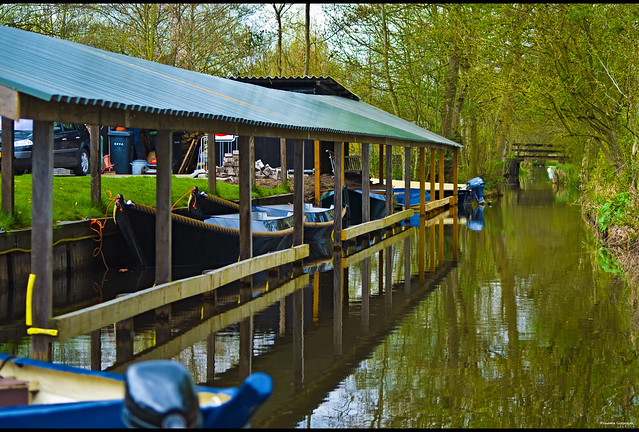 Venitian Holland-I (Giethoorn)
