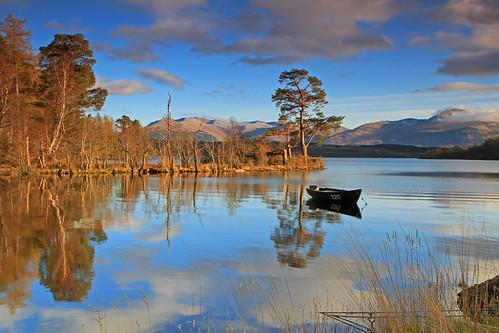 A Lochy Bay.