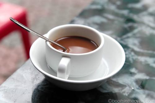 cà phê nâu... in ceramic!