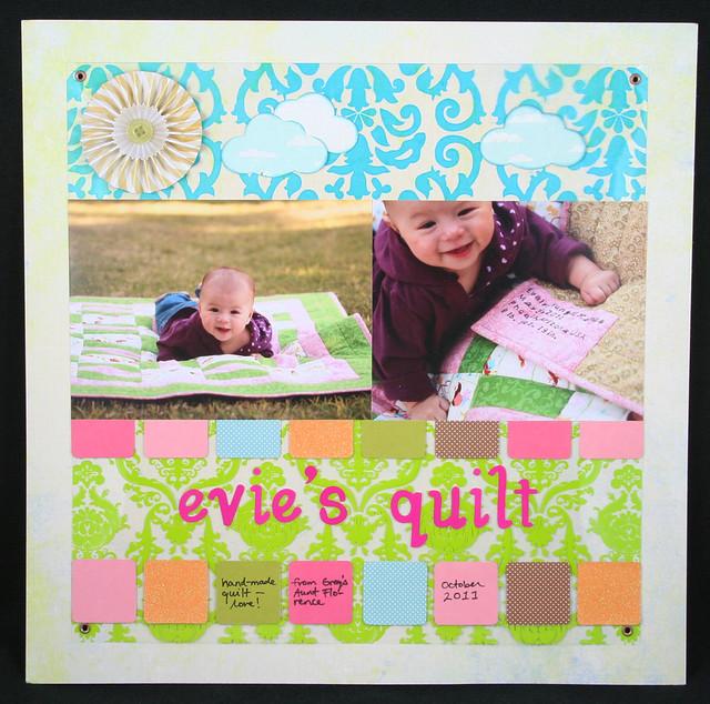 Evie's Quilt Layout | shirley shirley bo birley Blog