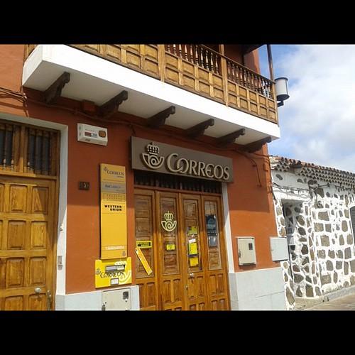 #sanmateo #correos #grancanaria #postoffice