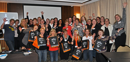 Delegates at AVAC2012