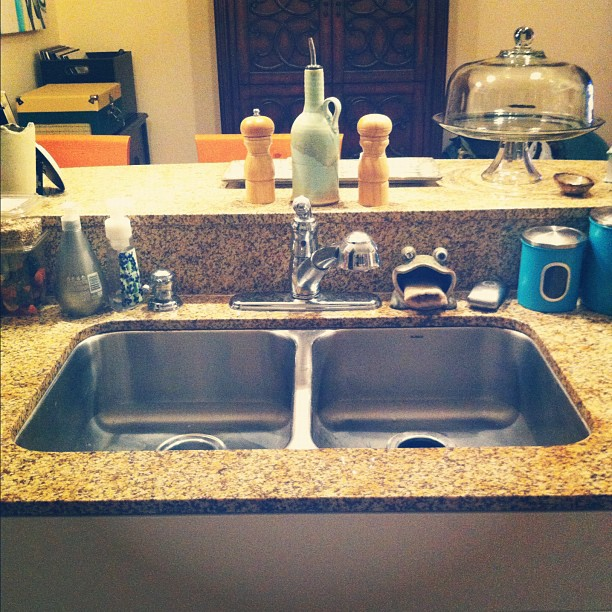 Pretty exciting stuff haha #kitchensink #marchphotoaday #day22