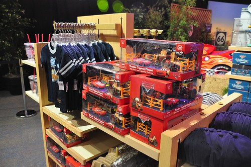 Cars Land merchandise