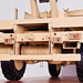 41_Mack_Truck_w_105_Hawkee_Howitzer-military_scale_model