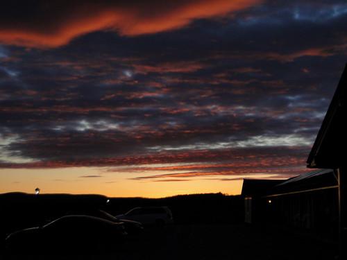 travel sunset sky mountain america spring north adirondacks eastern appalachianmountains howecaverns cobleskill