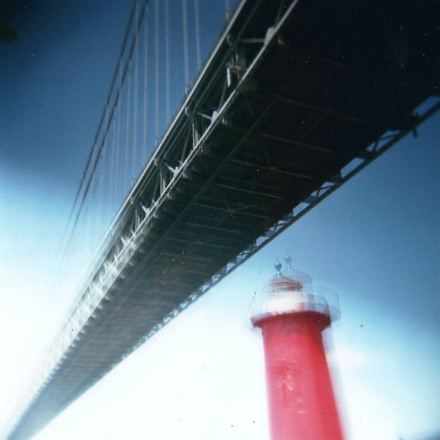 Holga Photography, NYC
