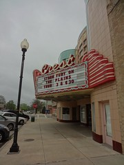 Crest Theater In Great Bend Kansas