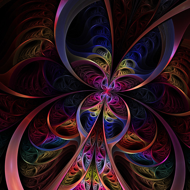 Psychedelic Butterfly (2048) | Flickr - Photo Sharing!