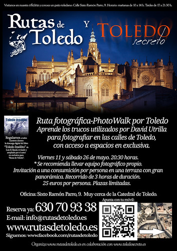 Cartel Toledo Secreto