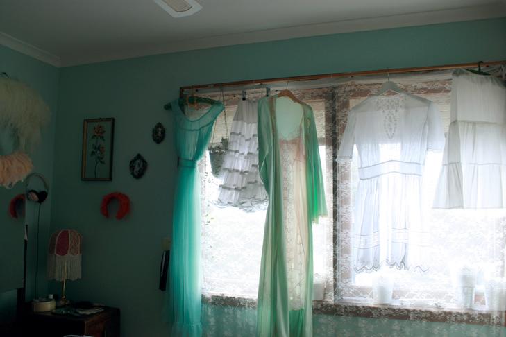 chiffon room