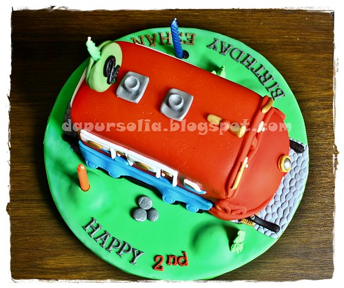 Chuggington Cake for Eshan