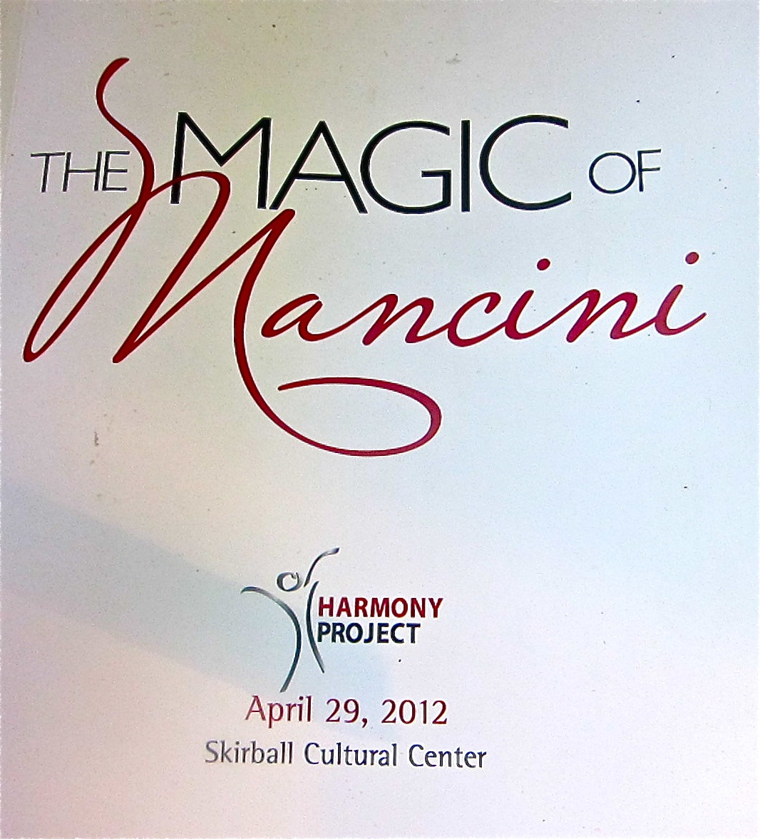 Cover of Harmony Project event book