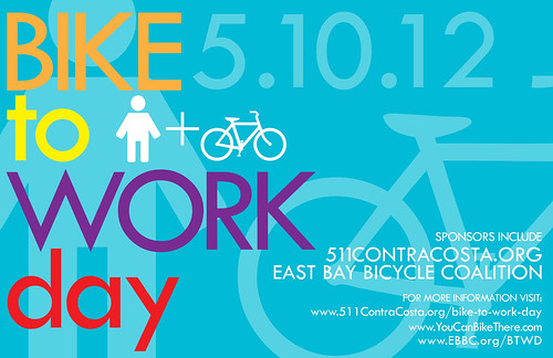 Bike to Work Day May 10, 2012