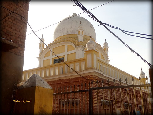 Gurdwara Panjvin And Chevin Patshahi, Nankana Sahib, West Punjab