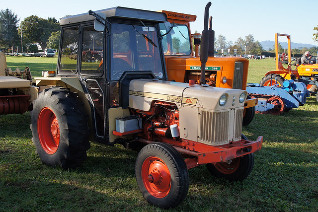 Case 430 Diesel : Case tractor flickr photo sharing