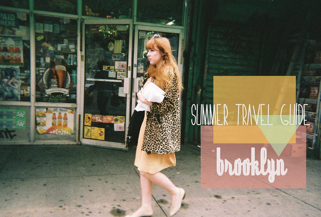 summer travel: brooklyn
