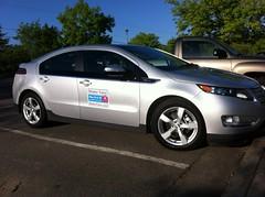 automobile(1.0), automotive exterior(1.0), vehicle(1.0), chevrolet volt(1.0), sedan(1.0), land vehicle(1.0),