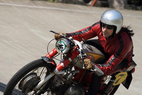 Motobi motorcycle