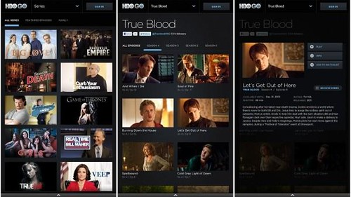 HBO GO Kindle Fire
