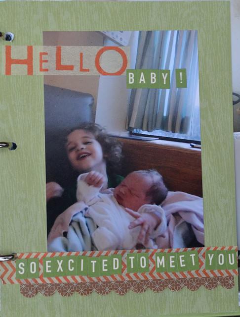 Ben's Baby Book_Hello Baby