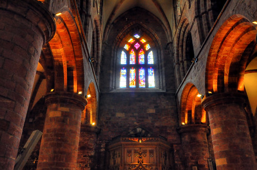 St Magnus Cathedral - Kirkwall - Orkney - Scotland