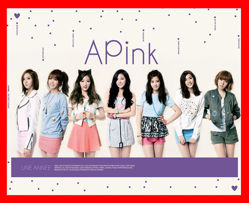 Apink   UNE ANNEE (2012) (MP3) [Album]