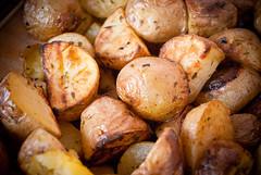 vegetable, roasting, potato, produce, food, dish, cuisine, tuber,