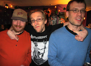 20120115 0229 - Clint's 38th birthday party - Justin, John, Mark - (by AE) - IMG_0033
