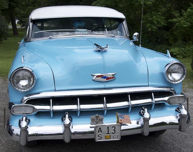 '54 Chevy BelAir