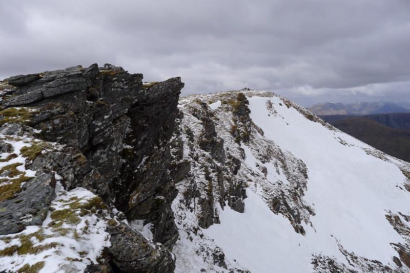 Summit of Lurg Mhor