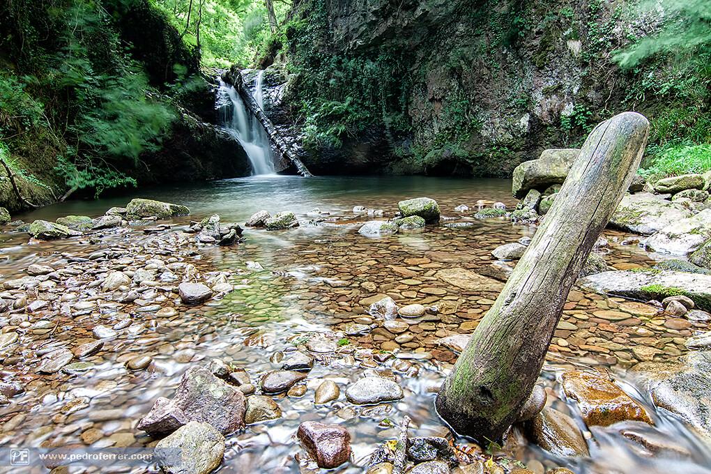 Cascadas del Pisueña