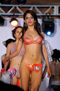Beauties of Asia 2012 - Bikini.
