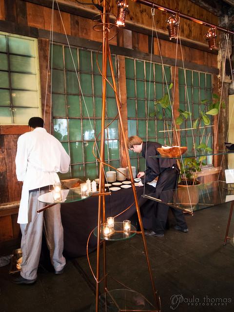 Creole Prawn Station