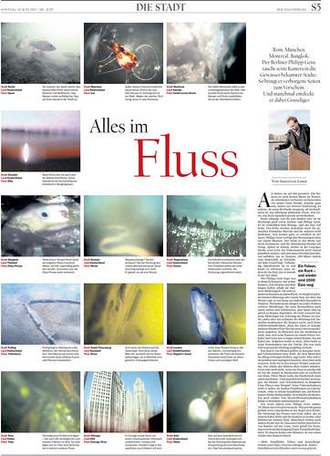 Press Tagesspiegel Alles Im Fluss Philipp Geist 10.06.2012 by PHILIPP GEIST