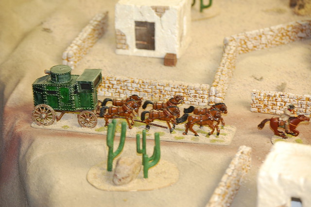 Look at that wagon....
