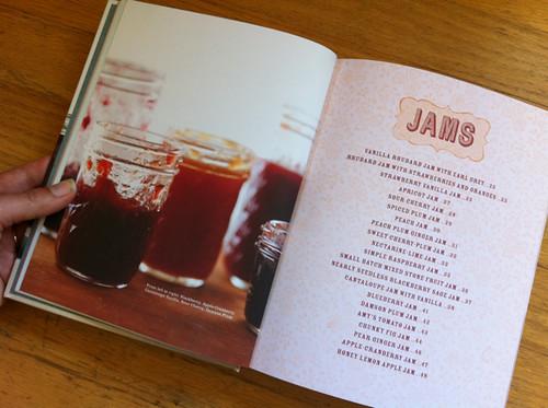 Jams - Food in Jars cookbook