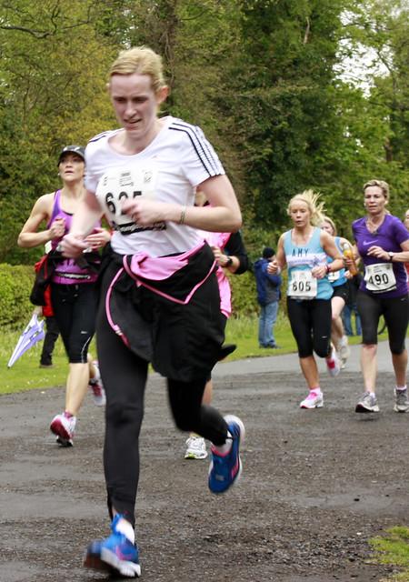 Women's 10k Race 2012