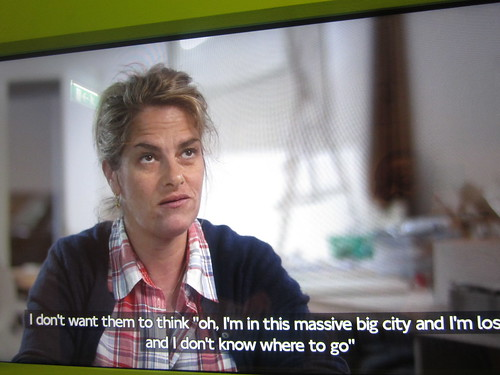 Tracey Emin explains Tube Map Cover
