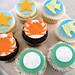 Sea life Cupcakes - <span>www.cupcakebite.com</span>
